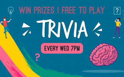 Wed Trivia 7pm